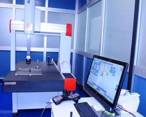 Macchina di misura e sala metrologica